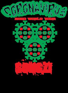 Coronavirus 2020 World Tour Songzi S-3XL Shirt