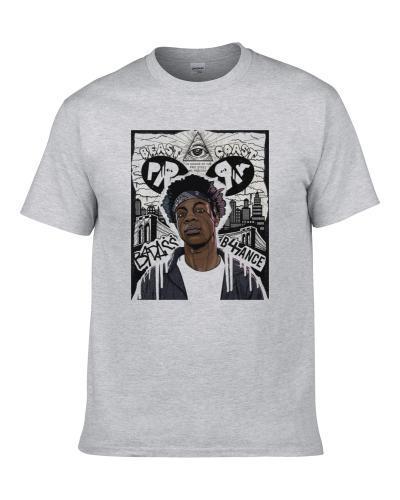 Joey Badass Beast Coast Album Cover Rap Music Rapper Shirt