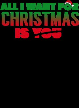 Addison All I Want For Christmas Is You Funny Christmas T Shirt