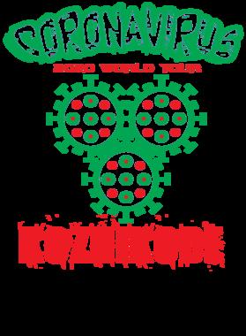 Coronavirus 2020 World Tour Kozhikode S-3XL Shirt