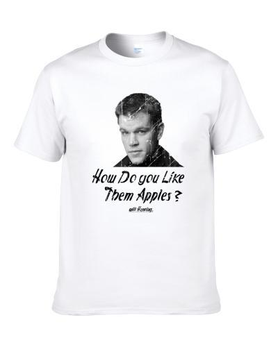 Good Will Hunting Funny Movie Quote Distressed Men T Shirt