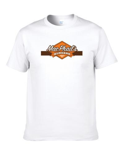 Macphail's Burgers Wyoming's Best Burger Joint Foodie Shirt