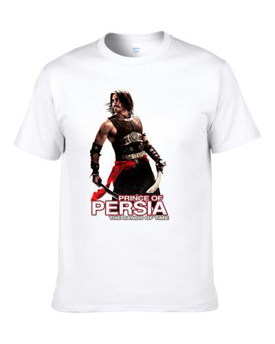 Prince Of Persia Action Movie S-3XL Shirt