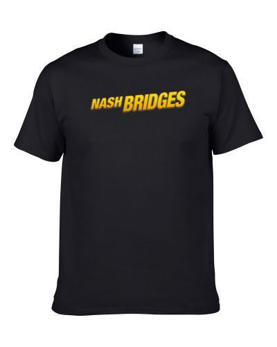 Nash Bridges 90s Tv Show Action T-Shirt