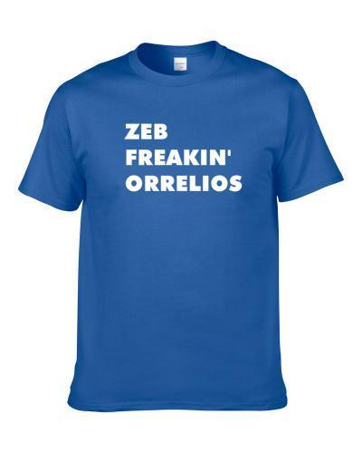 Zeb Freakin' Orrelios Star Wars Rebels Tv Character T-Shirt