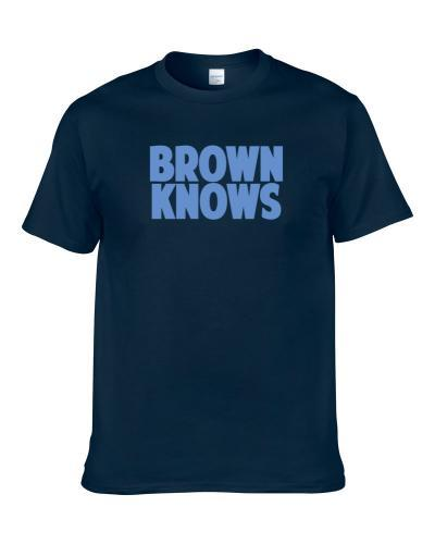 Zach Brown Knows Tennessee Football Player Sports Fan S-3XL Shirt