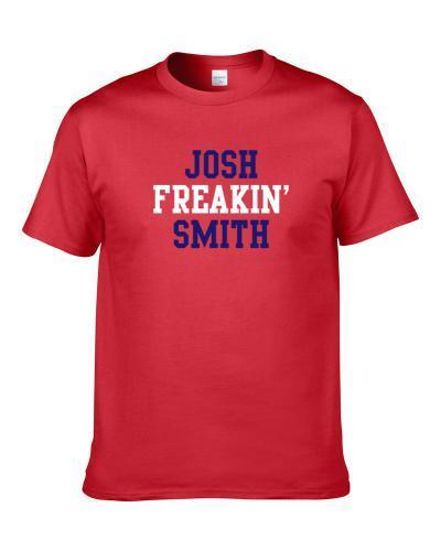 Josh Smith Freakin Favorite Atlanta Basketball Player Fan Men T Shirt