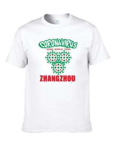 Coronavirus 2020 World Tour Zhangzhou S-3XL Shirt
