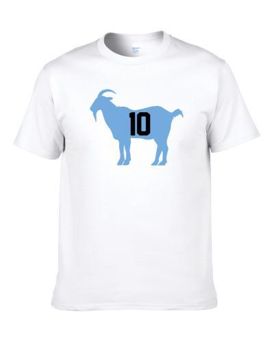 Lionel Messi Argentina Football World Cup Goat Fan T Shirt