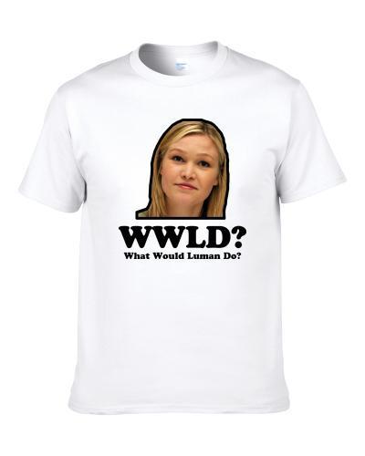 What Wold Luman Do dexter S-3XL Shirt
