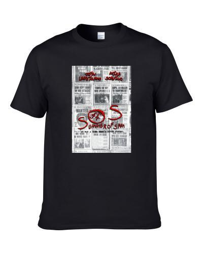 Summer Of Sam 90s Retro Movie Fan Poster Fan Shirt