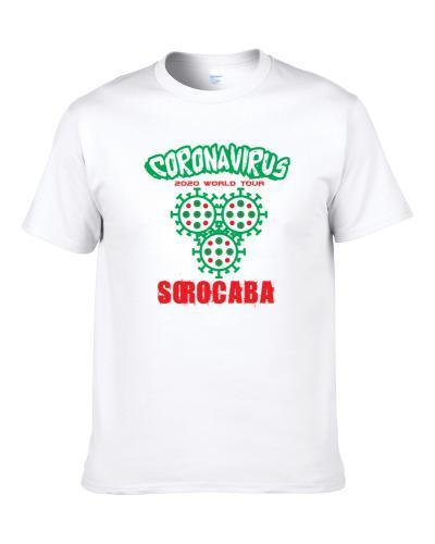 Coronavirus 2020 World Tour Sorocaba S-3XL Shirt