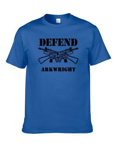Arkwright Chautauqua County New York State Defend Shirt