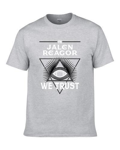 In Jalen Reagor We Trust Football Shirt