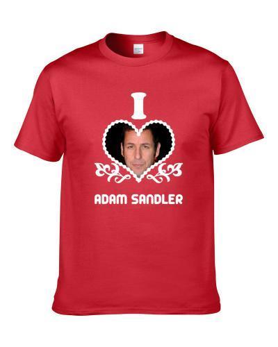 Adam Sandler I Heart Hot tshirt
