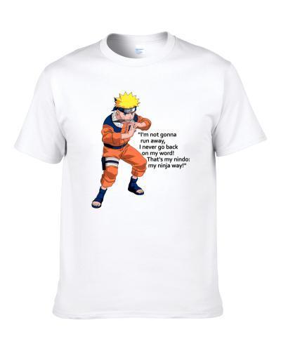 Naruto Uzumaki Japanese Anime S-3XL Shirt