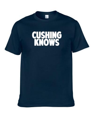 Brian Cushing Knows Houston Football Player Sports Fan S-3XL Shirt