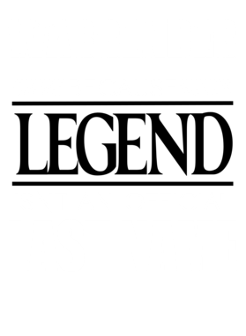 Warrender Because Legend Official Last Name Funny Shirt