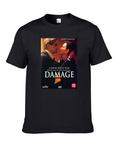Damage 90s Retro Movie Fan Poster Fan Shirt