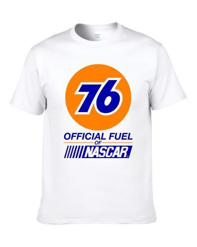 76 Logo Official Fuel Of Nascar Stock Car Racing Fan tshirt for men