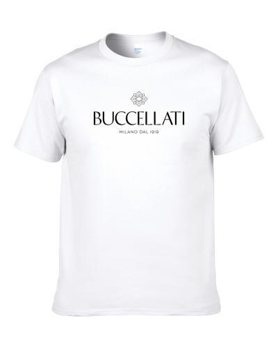 Buccellati tshirt for men