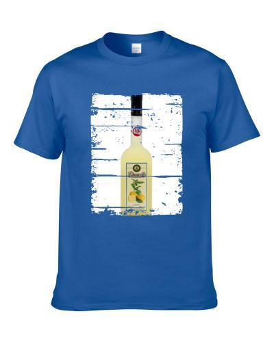 Evangelista Limoncello Worn Look Fun Gift S-3XL Shirt