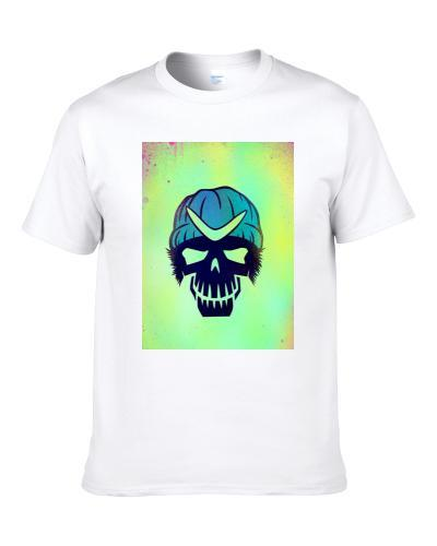 Boomerang Suicide Squad Cool Movie Character Fan   Men T Shirt