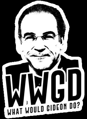 What Would Gideon Do Criminal Minds Ben Savage Men T Shirt