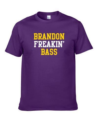 Brandon Bass Freakin Favorite Los Angeles Basketball Player Fan TEE