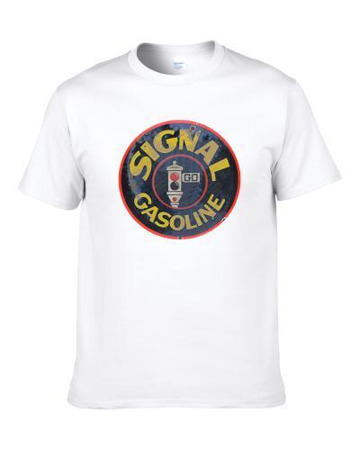 Signal Gasoline Retro Automotive Shirt