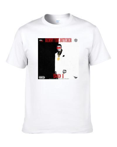 Benny The Butcher Did I Rapper Rap Music Album Cover S-3XL Shirt