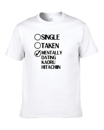 Single Taken Kaoru Hitachiin Ouran High School Host Club S-3XL Shirt