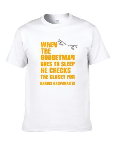 Darius Kasparaitis New York Buffalo Hockey Sports Boogeyman Shirt