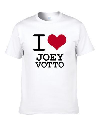 Joey Votto Sports I Love tshirt for men