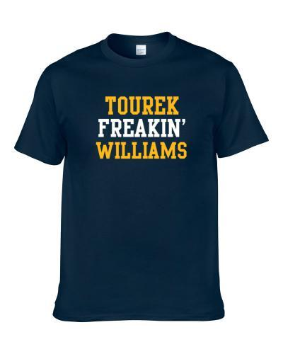 Tourek Freakin' Williams San Diego Football Player Cool Fan T Shirt