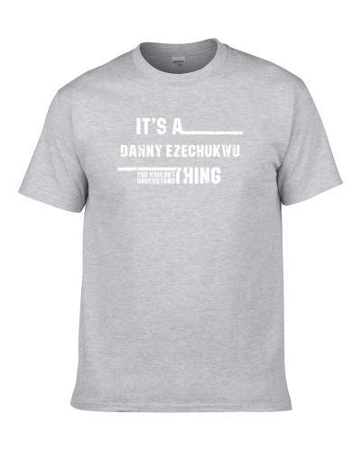 Danny Ezechukwu Wouldn't Understand Purdue Football Worn Look Men T Shirt