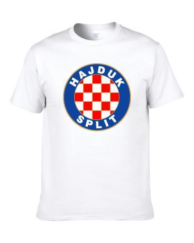 Hajduk Split Croatia Soccer Logo S-3XL Shirt