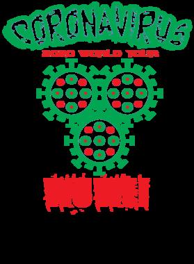 Coronavirus 2020 World Tour Wuwei S-3XL Shirt