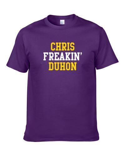 Chris Duhon Freakin Favorite Los Angeles Basketball Player Fan Men T Shirt