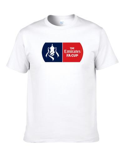 The Emirates Fa Cup English Premier League Soccer Fan Tshirt T Shirt