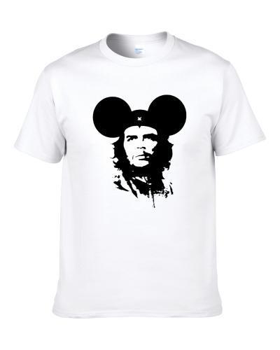 Che Guevara Mickey Mouse Ears Funny Grandmas Boy Popular Movie T Shirt