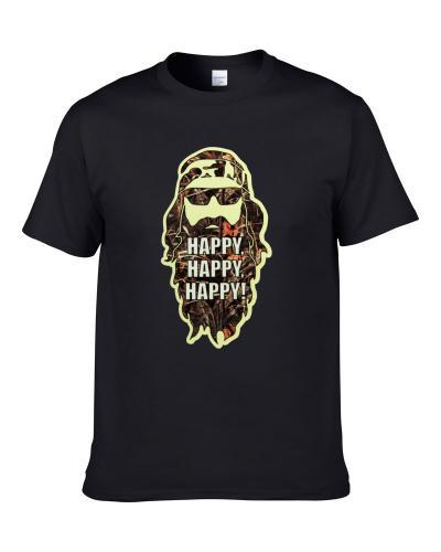 happy hey jack uncle si T-Shirt