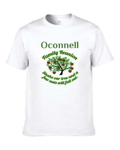 Oconnell Family Reunion Shake Our Tree S-3XL Shirt