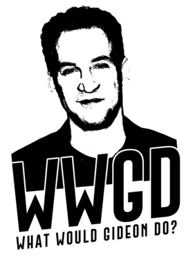 What Would Young Gideon Do Criminal Minds Ben Savage Mug tshirt
