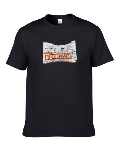 Mountain Bar Peanut Butter Men T Shirt