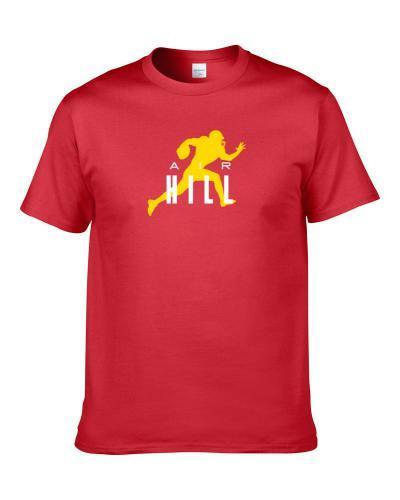 Air Tyreek Hill Kansas City Football Player Fan Parody Men T Shirt
