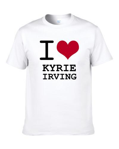 Kyrie Irving Sports I Love T-Shirt
