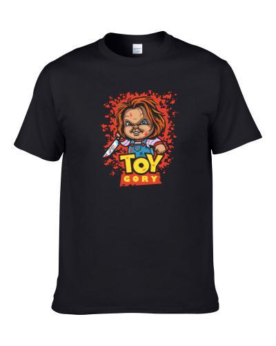 Toy Gory Funny Chuckie Toy Story Horror Halloween S-3XL Shirt