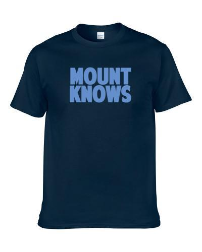 Deiontrez Mount Knows Tennessee Football Player Sports Fan S-3XL Shirt