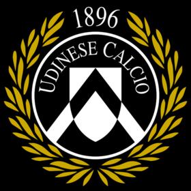 Udinese Italy Socer Logo S-3XL Shirt